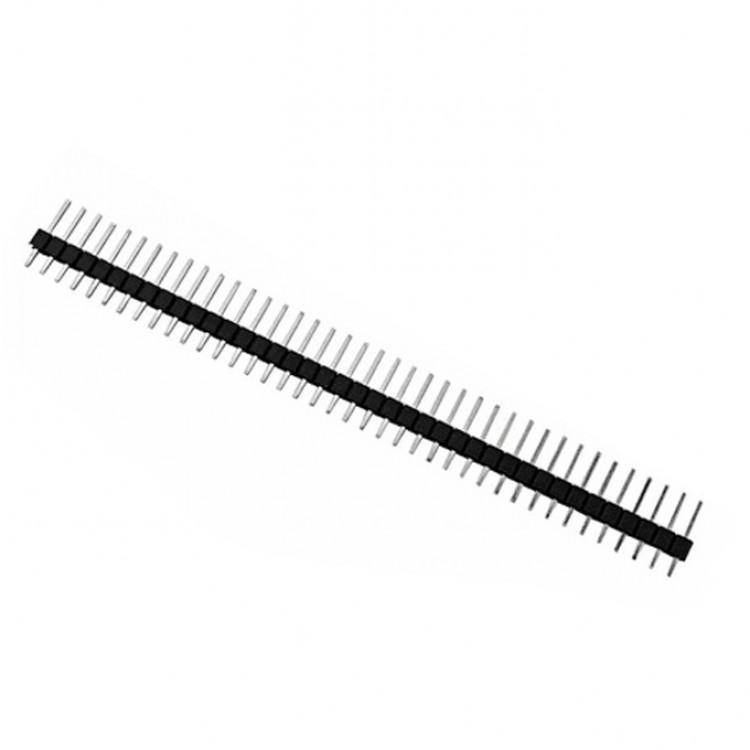 Male Pin Header Black